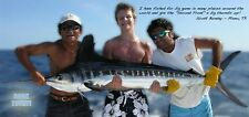 Charter Fishing Trips, Cozumel Mexico - 20% DISCOUNT FOR DECEMBER BOOKINGS !