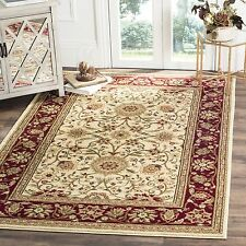 Safavieh Lyndhurst Traditional Oriental Ivory/ Red Rug (6' x 9')