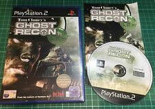 Ghost Recon For Sony Playstation 2, PS2