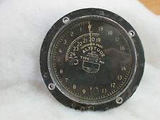 WW1 Aviation memorabilia, aircraft altimeter