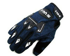 Youth/Kids ATV Motocross Motorcycle Off-Road MX Dirt Bike Gloves Blue