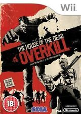 La House of the Dead: Overkill (Nintendo Wii, 2009)
