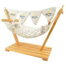 Corona Extra Light Fruit Mini Hammock Beer Mexican Beverage Cerveza Party Decor