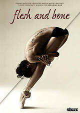 FLESH AND BONE (2-DVD, 2016) Dancer, Ballet, TV Series, Starz