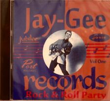 JAY-GEE RECORDS 'Rock & Roll Party' - Volume #1