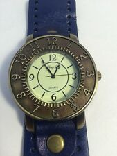 Jing Yi Stainless Steel Quartz Watch, Brand New, with New Battery.