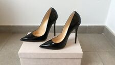 Shoes / schoenen Jimmy Choo Anouk Black Patent Size 36,5 EU