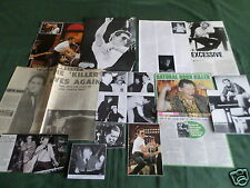 """JERRY LEE LEWIS - POP/ ROCK MUSIC - """"CLIPPINGS /CUTTINGS PACK"""""""