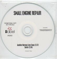 (ET963) Small Engine Repair, Another Nervous Love Song - 2011 DJ CD