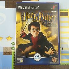 HARRY POTTER & AND THE CHAMBER OF SECRETS - SONY PLAYSTATION 2 PS2 GAME - MINT