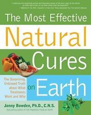 Most Effective Natural Cures on Earth: The Surprising Unbiased Truth about What