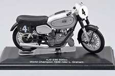Italeri Motolrcycles 1/22 NO.4 AJS E90 500cc World Champion 1949 rider L. Graham