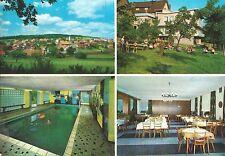 AK Pension zum Engel - 6951 Krumbach b. Mosbach - Gasthof Fam. B. Schwab - 1973