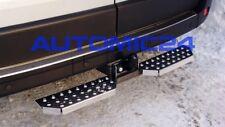 VW Crafter Trittbrett Trittstufe Auftritt Anhängerkupplung AHK 112cm