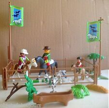 Playmobil lot Equitation personnages & accessoires n° 17