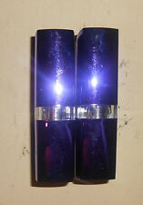 2 tube lot RIMMEL LONDON MOISTURE RENEW LIPSTICK 642 NUDE DELIGHT  unsealed