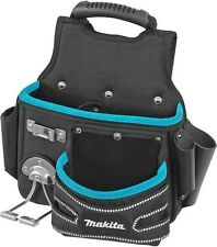 NEW Makita Collection 2 Pocket General Purpose Tool Holder Belt Pouch P-71744