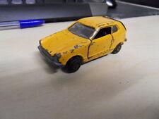 Ancien jouet voiture miniature Politoys Honda Coupe Z vintage toys car 1/43