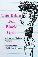 The Bible For Black Girls: a collection of texts posts from tumblr user pinkvelo