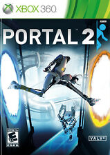 Portal 2 Xbox 360 Great Condition Complete Fast Shipping