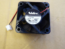 180 x Nidec H35758-55 12V 50mm x 50mm Fan Joblot