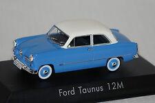 Ford Taunus 12M 1954 blau/weiß 1:43 Norev neu & OVP 270562