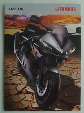 YAMAHA YZR-R6 600cc Motorcycle Sales Brochure c2003 #3MC-0107007-03E