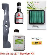 Honda Izy 53.3cm HRG536 Service Set Klinge,Öl,Luftfilter,Zündkerze,Kraftstoff