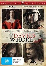 The Devil's Whore DVD NEW