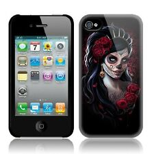 Spiral Direct DAY OF THE DEAD iPhone 4/4S Phone Case/Cover, Dia de Los Muertos