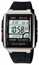 CASIO watches WAVE CEPTOR radio clock MULTIBAND 5 WV-59J-1AJF