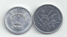 2 COINS from the PEOPLE's REPUBLIC of CHINA - 1 FEN & 1 JIAO (BOTH 2006).