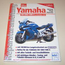 Reparaturanleitung Yamaha FJR 1300 / 1300 A - ab Modelljahr 2001!
