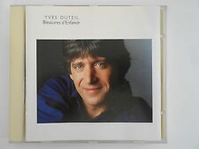 YVES DUTEIL : BLESSURES D'ENFANCE - [ CD ALBUM ] --  PORT GRATUIT