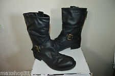 BOTTES MILAN  TAILLE 40 CHAUSSURE STYLE RANGERS US 9 BOOTS/BOTAS/STIVALI NEUF