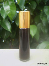 BLACK MUSK Attar Perfume Oil, Arabian Fragrance, 8ml