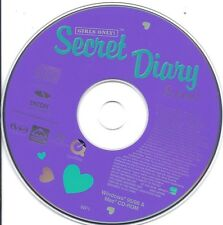 GIRL'S ONLY! SECRET DIARY & MORE GAME CD for WIN & MAC