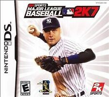 Major League Baseball 2K7 (DS), Acceptable Nintendo DS, Nintendo DS Video Games