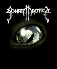 SONATA ARCTICA cd lgo THE WOLVES DIE YOUNG Official SHIRT XL New pariahs OOP