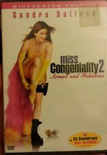 Miss Congeniality 2 - Armed and Fabulous (Widescreen Edition with Soundtrack CD)