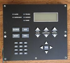 Silent Knight 058641C Keypad Display For IFP-100. SN 4300. Fire Alarm.