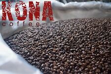 KONA HAWAIIAN COFFEE BEANS 100% AUTHENTIC FRESH ROASTED WHOLE BEAN 1/2 LB SAMPLE