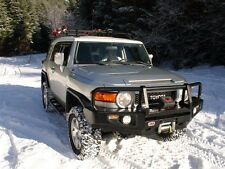 Angel Eye Fog Lamps Driving Lights Kit for Toyota FJ Cruiser ARB Bumper