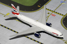 GEMINI JETS BRITISH AIRWAYS BOEING 777-200ER 1:400 DIE-CAST MODEL GJBAW1416