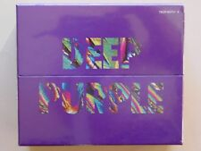 Deep Purple/Live Box Set (4 CDs/Japan/Sealed) Extremely Rare!