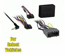 Car Stereo Radio CAN Data Wire Harness Interface Adapter for select 2004-2010