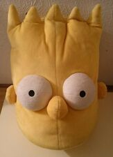 "Soft Plush 12"" Bart Simpson Rucksack Backpack Toy Bag"