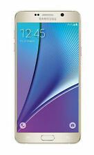 New Sprint Samsung Galaxy Note 5 Gold Can Be Unlocked For ATT Verizon T-Mobile
