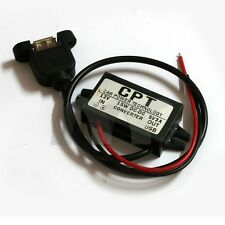 DC Converter Buck Module 12V Convert To 5V , 5V 3A Usb Output Power Adapt 15W