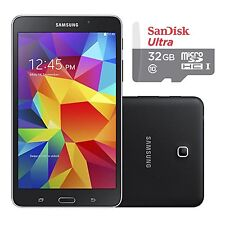 "Samsung Galaxy Tab 4 - 7"", 8GB, Wi-Fi, with 32GB MicroSDHC Memory Card SM-T230N"